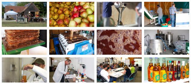 Cider Centre Images
